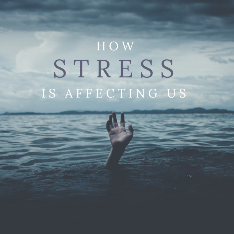 How stress is affecting us