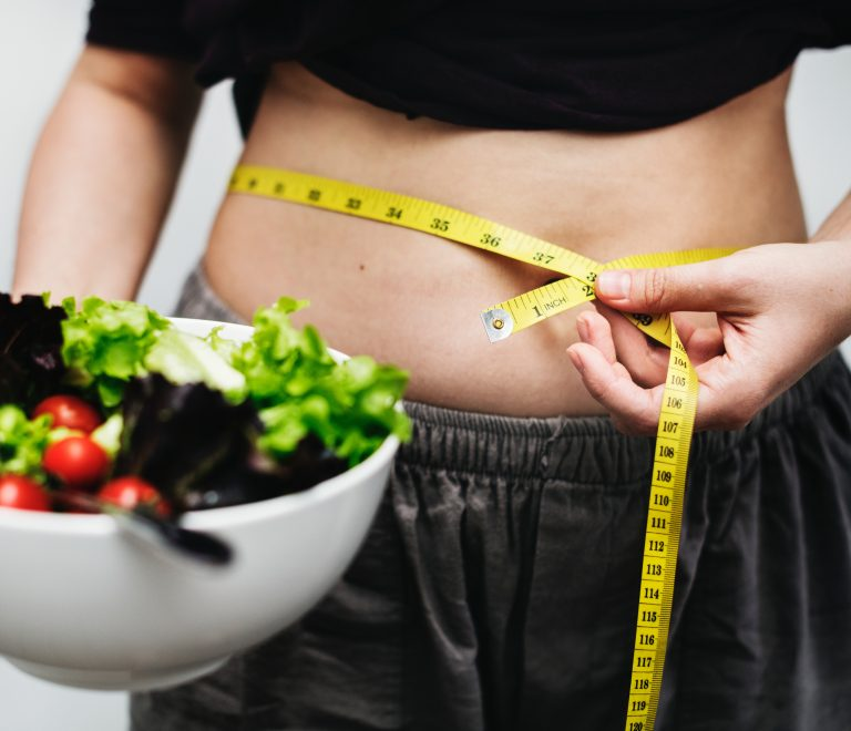 Losing weight without feeling hungry